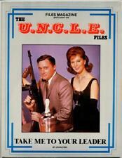 Files Magazine    U.N.C.L.E.     Take Me To Your Leader     1986
