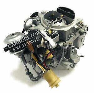 1983~1984 Nissan Pickup Truck Carburetor *California Emissions