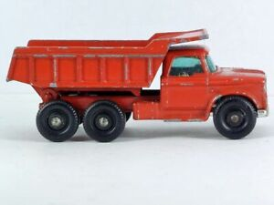 DODGE DUMP TRUCK ~ Matchbox Lesney No. 48 C1 ~ Made in England in 1966