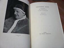 Giovanni XXIII in alcuni scritti di Don Giuseppe De Luca, 1963,