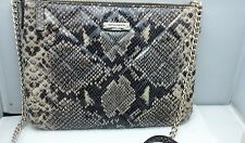 Kate Spade New Gold Coast Maryanne Animal Print Quilted Purse w/Gold Chain