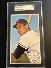 1964 Toops Giants #18 Jim Fregosi SGC 88 NM/MT