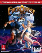 Everquest : Shadows of Luclin by Imgs Inc. Staff and Prima Temp Authors Staff (2