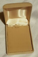 Lot Of 12 Jewelry Gift Boxes Beige Ring Boxes Wholesale Jewellery Boxes