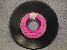 "45 RPM 7"" Record Shorty Long Here Comes The Judge & Sing What You Wanna S-35044"