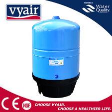 11 Gallon acier inox rangement Aquarium pour Ro eau+Raccord pression vanne