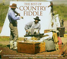 The Best of Country Fiddle - CD - BRAND NEW SEALED