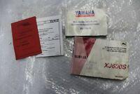 Handbuch Betriebsanleitung Owners Manual Yamaha XJ 600 S 4BR 91-97 #R8110