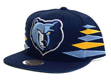 Memphis Grizzlies Mitchell & Ness Diamond Snapback Hat