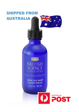 British Science Formulations3 Step Program for Healthy Hair Growth Made in USA