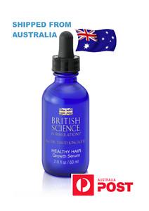 BRITISH SCIENCE FORMULATIONS® HEALTHY HAIR GROWTH SERUM.HAIR REGROWTH FORMULA!!!