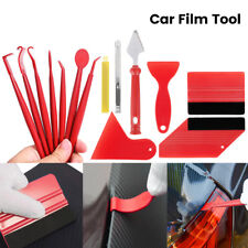 13tlg Auto Folien Set Werkzeuge Signieren Car Wrapping Rakel Filz Folie Messer