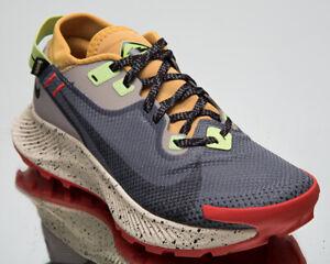 Nike Pegasus Trail 2 Gore-Tex Women's Grey Black Running Jogging Shoes Sneakers