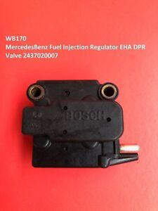 WB170 MercedesBenz Fuel Injection Regulator EHA DPR Valve 2437020007
