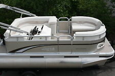 New 14 Ft high quality pontoon boat -New non current.