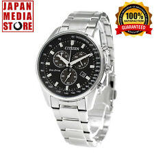 CITIZEN Collection AT2390-58E Eco-drive Chronograph Watch 100% Genuine Product