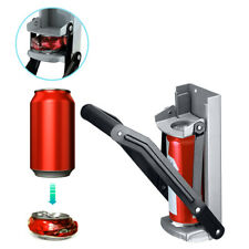 Heavy Duty Aluminum Can Crusher / Bottle Opener, up to 16OZ Cans * FREE SHIPPING