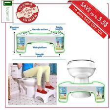 Toilet Squatty Step Stool Bathroom Potty Squat For Proper Toilet Posture New