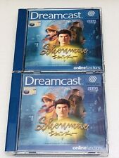 Shenmue, 4 Disk  PAL, Spiel für die Sega Dreamcast,