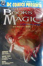 FUMETTO THE BOOKS OF MAGIC N.12 1994 COMIC ART SANDMAN SWAMP THING DEATH