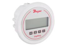 "Dwyer DM-1105 DigiMag Differential Pressure & Flow Gauge (0-2""w.c.)"