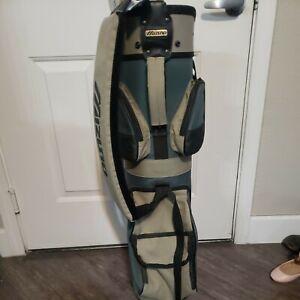 Vintage Mizuno Golf Club Cart Bag Carry Single Strap gb125