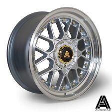 """Autostar SPRINT 17"""" 5x100 et30 alloys fit VW Golf Mk4 POLO SEAT Audi TT A1 Ibiza"""