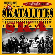 `Skatalites, The`-Foundation Ska (US IMPORT) VINYL LP NEW