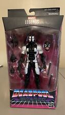 Marvel Legends Series BACK IN BLACK DEADPOOL VENOM Gamestop Exclusive New
