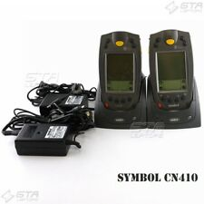 Lot of 2 Symbol CN410 Pocket PC Barcode Scanner w/Charger