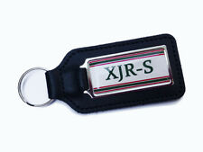 Leather Keyring for Jaguar XJR-S
