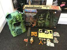 Motu Castle Grayskull Miniature Tiny Box Art Decoration He Man Skeletor Masters
