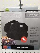 Aqua One- 35 Micron Coarse Filter Pad 2Pk (For Aquis 1050/1250 Filters) (25404s)