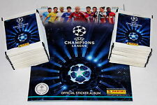 PANINI UEFA CHAMPIONS LEAGUE 2013/2014 13/14 – 100 cartocci packets + empty Album