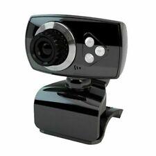 360° Rotatable Webcam USB  2.0 HD PC PN Caméra Mise Point Automatique Ordinateur