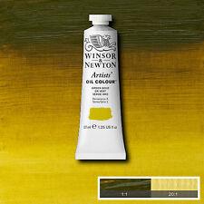 WINSOR & NEWTON Artist Oil Color Paint Tube 37ml Green Gold 37ml 1214294