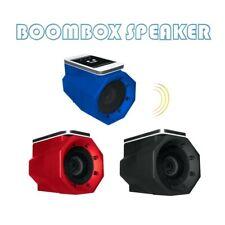BoomTouch Speaker Boombox Speaker Portable Wireless Amplifies Sound No Bluetooth