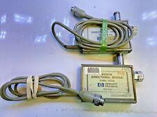 2 Pcs Lot 85027a Directional Bridge 10 Mhz To 18 Ghz Obsolete