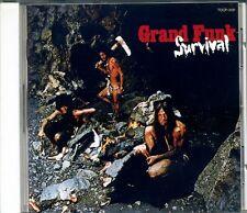 GRAND Funk Railroad Survival (1971) Giappone CD TOCP - 3181 NO OBI!!!