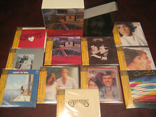 CARPENTERS 11 Replicas 30TH ANNIVERSARY LP IN A RARE JAPAN OBI CD Sealed Box Set