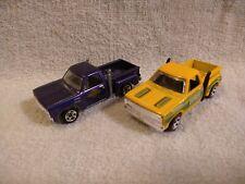 1978 Dodge Lil Red Express Pickup Trucks Diecast 1:64 Hot Wheels Cars Rare Lot