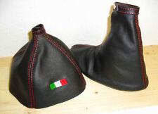 ALFA ROMEO 159 - BRERA CUFFIA CAMBIO E FRENO VERA PELLE