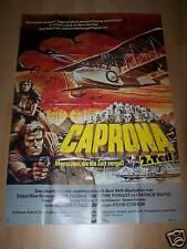 CAPRONA 2. TEIL - EA-Plakat A0 ´77 !