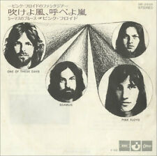 Pink Floyd - One Of These Days - Miniature Poster & Card Frame