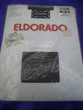 Vintage Kunert Eldorado Strumpfhose Gr. 38-40 basalt Collant Tights OVP