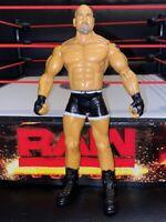 WWE GOLDBERG WCW FIGURE RUTHLESS AGGRESSION JAKKS wrestling wwf