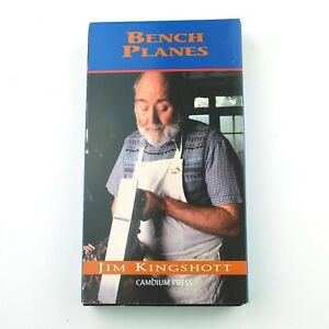 BENCH PLANES (Video, VHS Format) Woodworking, Hand Tools : Tested