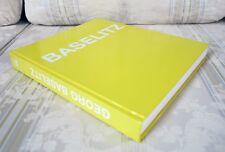 GEORG BASELITZ 'Bilder, die den Kopf verdrehen' Retrospektive Bilder Skulpturen