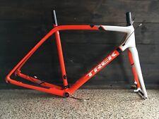 Trek Boone Disc Cyclocross Bicycle Frameset 56cm Roarange/Shady Grey/Trek White
