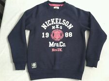 Nickelson sweat top size 10-12 year olds never worn. Buy it now £7